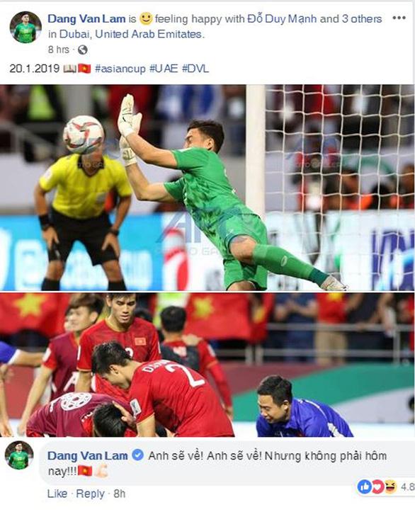 Cầu thủ Việt Nam trải lòng trên Facebook sau chiến thắng trước Jordan - Ảnh 4.
