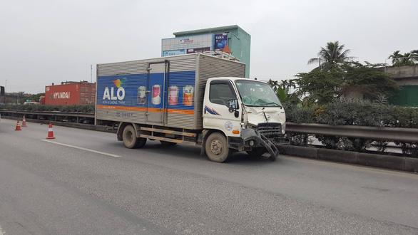 Xe tải tông người không truyền dữ liệu hành trình, tài xế dương tính với ma túy - Ảnh 1.
