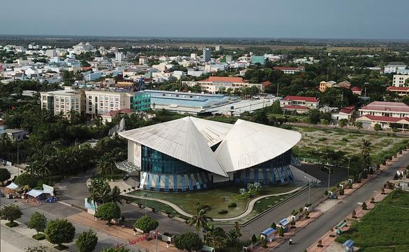 Nhà hát 3 nón lá 222 tỉ sẽ dùng 2 nón còn lại làm bảo tàng - Ảnh 1.