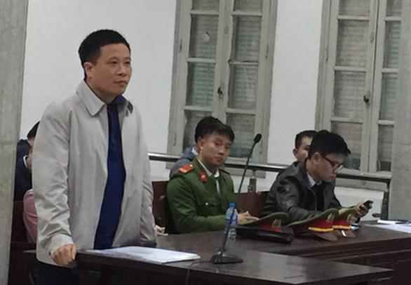 Hà Văn Thắm thừa nhận chỉ đạo chi lãi ngoài ở OceanBank - Ảnh 1.