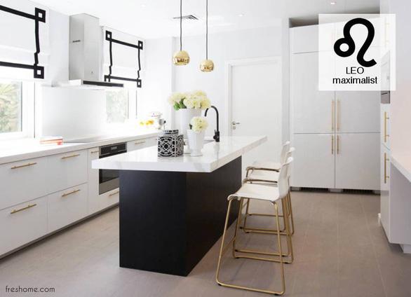 Phong cách thiết kế nội thất theo cung hoàng đạo (P2) - Ảnh 1.
