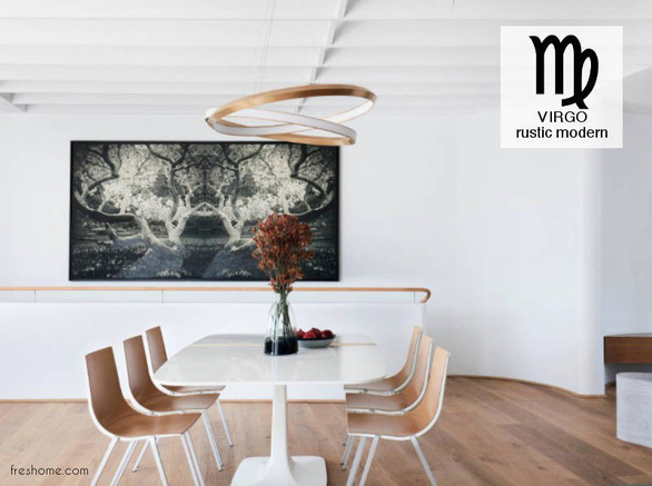 Phong cách thiết kế nội thất theo cung hoàng đạo (P2) - Ảnh 2.