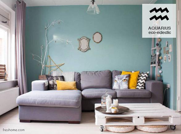 Phong cách thiết kế nội thất theo cung hoàng đạo (Phần 1) - Ảnh 1.