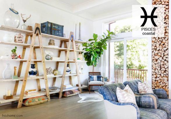 Phong cách thiết kế nội thất theo cung hoàng đạo (Phần 1) - Ảnh 2.