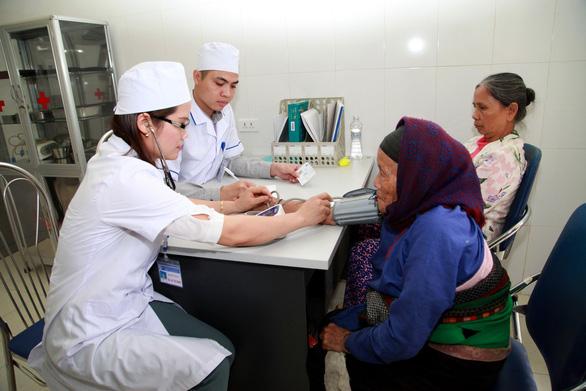 Người dân huyện Bá Thước có trạm y tế mới - Ảnh 1.