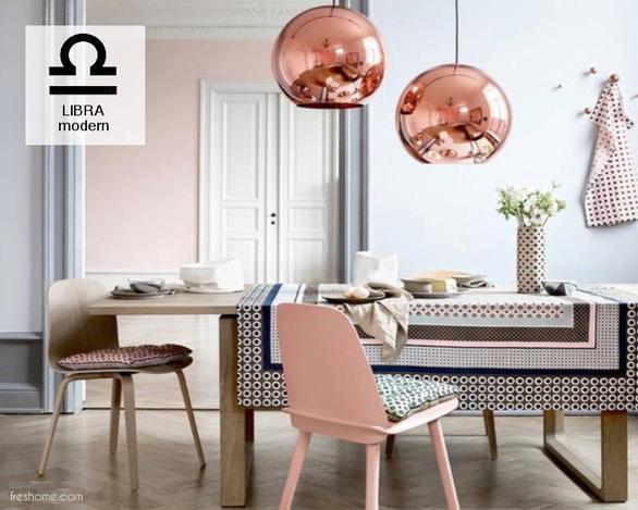Phong cách thiết kế nội thất theo cung hoàng đạo (P2) - Ảnh 3.