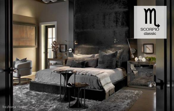 Phong cách thiết kế nội thất theo cung hoàng đạo (P2) - Ảnh 4.