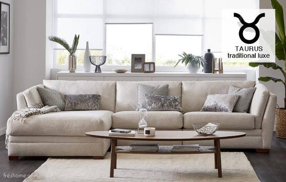 Phong cách thiết kế nội thất theo cung hoàng đạo (Phần 1) - Ảnh 4.