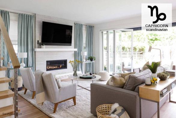 Phong cách thiết kế nội thất theo cung hoàng đạo (P2) - Ảnh 6.