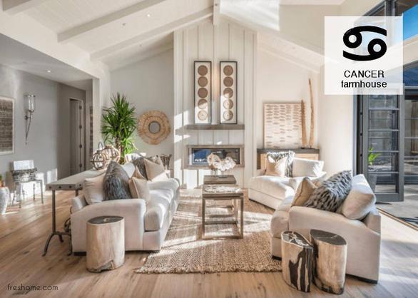 Phong cách thiết kế nội thất theo cung hoàng đạo (Phần 1) - Ảnh 6.