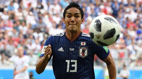 Tiền đạo tuyển Nhật chơi bóng ở Anh vắng mặt trận gặp Việt Nam - Ảnh 1.