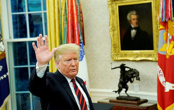 Ông Trump thỏa hiệp thất bại với phe Dân chủ - Ảnh 1.