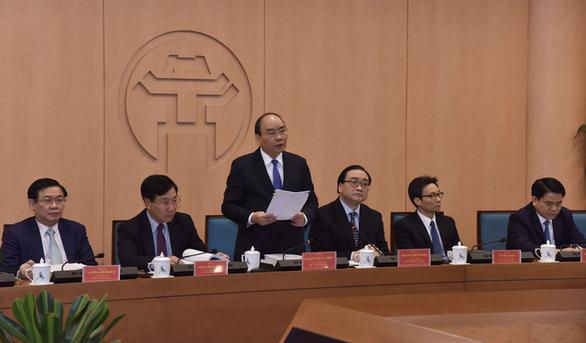 Đề án chính quyền đô thị Hà Nội được thí điểm cơ chế đột phá ngoài luật - Ảnh 1.