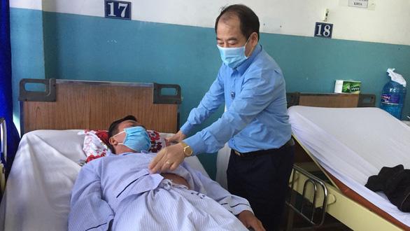 Dịch sởi tràn lan miền Đông Nam Bộ - Ảnh 1.