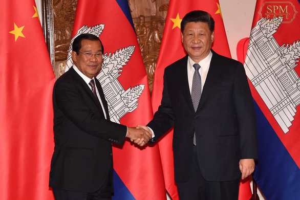 Ông Tập hứa cho thêm tiền, mua gạo từ Campuchia - Ảnh 1.