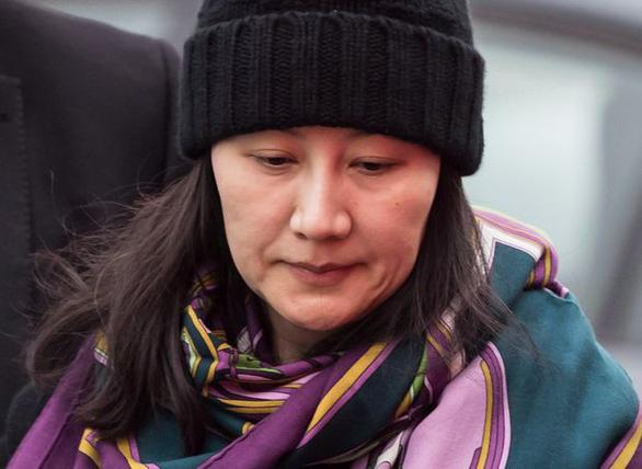 Sẽ dẫn độ công chúa Huawei đến Mỹ trước 30-1? - Ảnh 1.