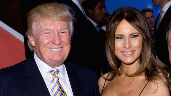 Vợ chồng Tổng thống Donald Trump nhận 4 đề cử Mâm xôi vàng - Ảnh 1.