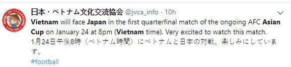 CĐV Nhật 'hào hứng' trước cuộc đối đầu với Việt Nam - Ảnh 2.
