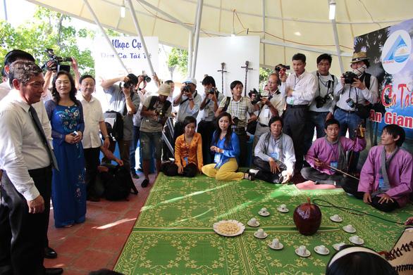 Cần Thơ đăng cai tổ chức Festival đờn ca tài tử lần 3 - Ảnh 1.