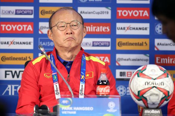 HLV Park Hang Seo: Trận Nhật Bản sẽ gồm cả khó khăn lẫn cơ hội với Việt Nam - Ảnh 1.