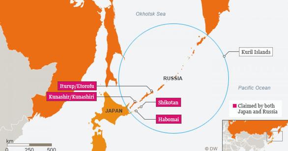 Hòa ước vẫn bế tắc sau thượng đỉnh lần 25 Abe-Putin - Ảnh 2.