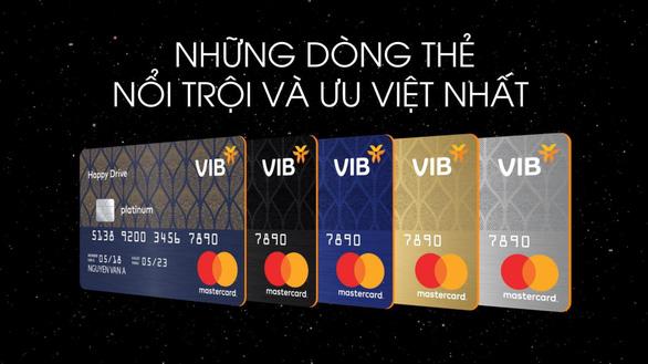 VIB là ngân hàng phát hành thẻ tín dụng tốt nhất - Ảnh 2.