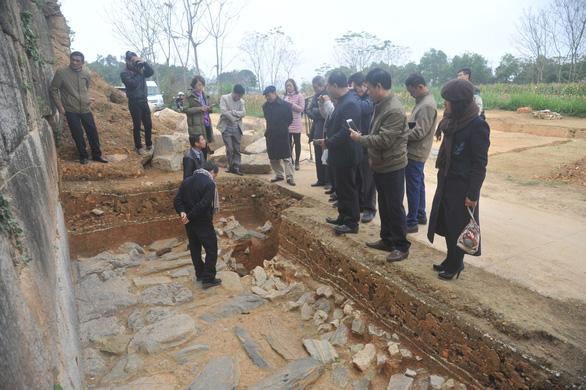 Phát hiện nhiều di vật quý tại di sản văn hóa thế giới Thành nhà Hồ - Ảnh 6.