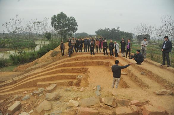 Phát hiện nhiều di vật quý tại di sản văn hóa thế giới Thành nhà Hồ - Ảnh 3.