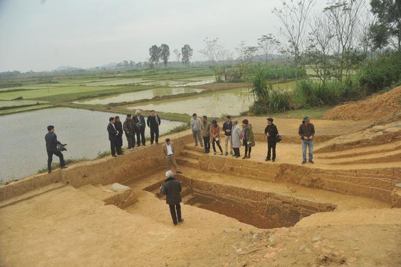 Phát hiện nhiều di vật quý tại di sản văn hóa thế giới Thành nhà Hồ - Ảnh 2.