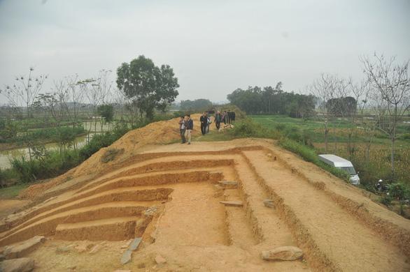 Phát hiện nhiều di vật quý tại di sản văn hóa thế giới Thành nhà Hồ - Ảnh 4.