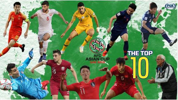 Đoàn Văn Hậu vào top 10 nhân tố nổi bật vòng 16 đội Asian Cup 2019 - Ảnh 2.