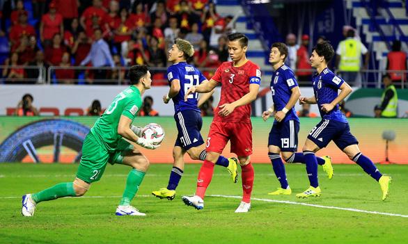 Thủ môn Văn Lâm: 'Toàn đội buồn vì Việt Nam không thể ghi bàn' - Ảnh 1.