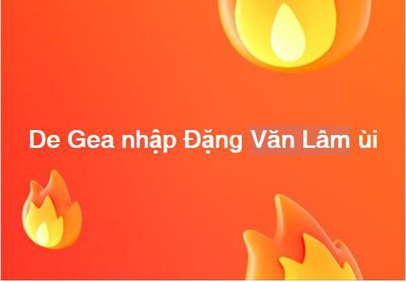 De Gea nhập Văn Lâm rồi - Ảnh 5.