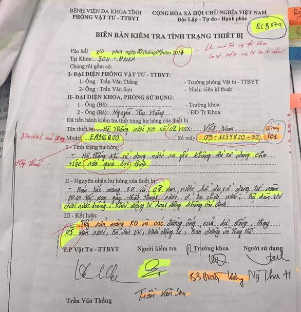 Chứng cứ buộc tội bị cáo Hoàng Công Lương có dấu hiệu bị chỉnh sửa - Ảnh 1.