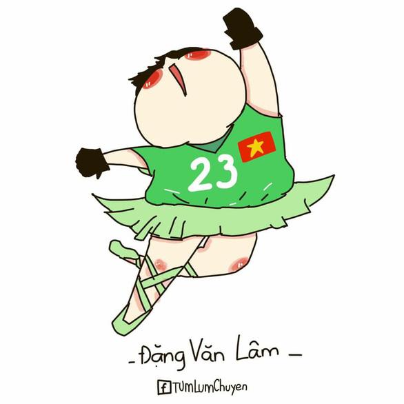 Cư dân mạng hối tuyển Việt Nam nhanh về ăn tết - Ảnh 19.