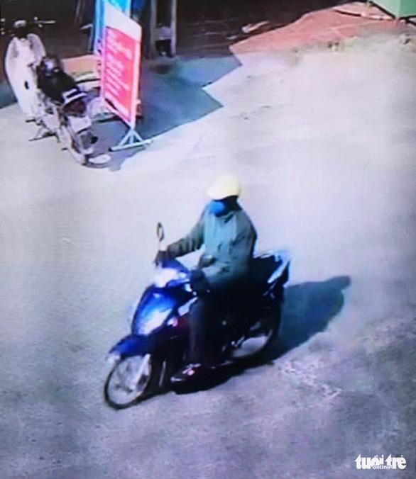 Bắt nghi phạm táo tợn cướp ngân hàng tại Thái Bình - Ảnh 1.