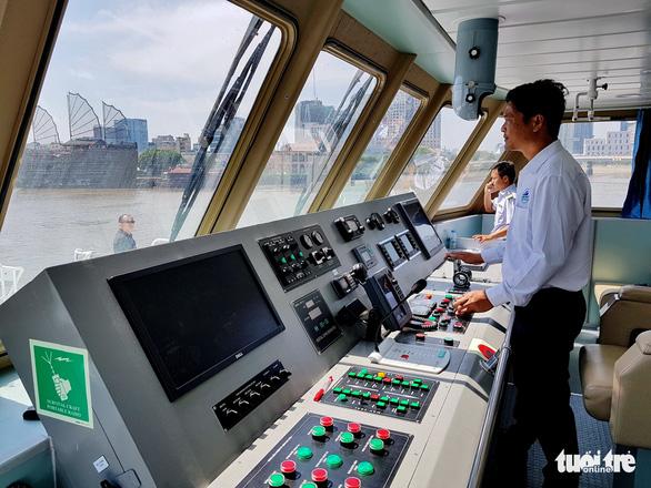 Sắp có tàu du lịch cao tốc từ Sài Gòn đi Côn Đảo chỉ 5 tiếng - Ảnh 1.
