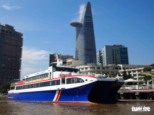 Sắp có tàu du lịch cao tốc từ Sài Gòn đi Côn Đảo chỉ 5 tiếng - Ảnh 2.
