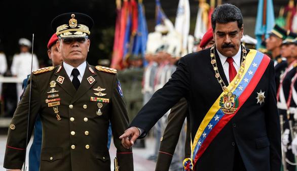 Quân đội Venezuela không chấp nhận tổng thống tự phong Juan Guaido - Ảnh 1.