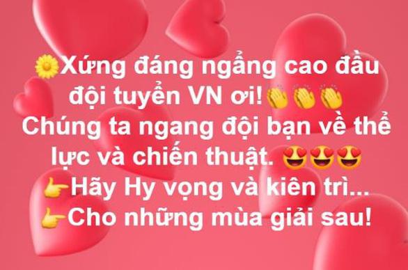 Cư dân mạng hối tuyển Việt Nam nhanh về ăn tết - Ảnh 14.