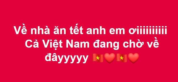 Cư dân mạng hối tuyển Việt Nam nhanh về ăn tết - Ảnh 17.