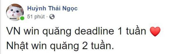 Cư dân mạng hối tuyển Việt Nam nhanh về ăn tết - Ảnh 10.