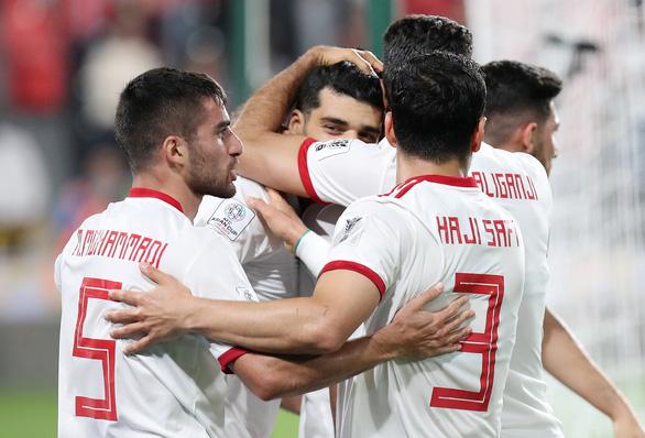 Thắng đậm Trung Quốc, Iran gặp Nhật ở bán kết Asian Cup 2019 - Ảnh 1.