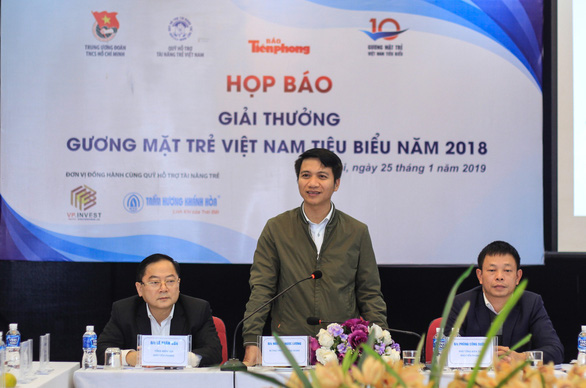 Công bố 20 đề cử Gương mặt trẻ Việt Nam tiêu biểu 2018 - Ảnh 1.
