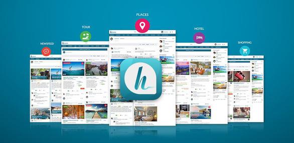 Hahalolo - hiện thực hóa giấc mơ mạng xã hội đầu tiên của người Việt - Ảnh 1.