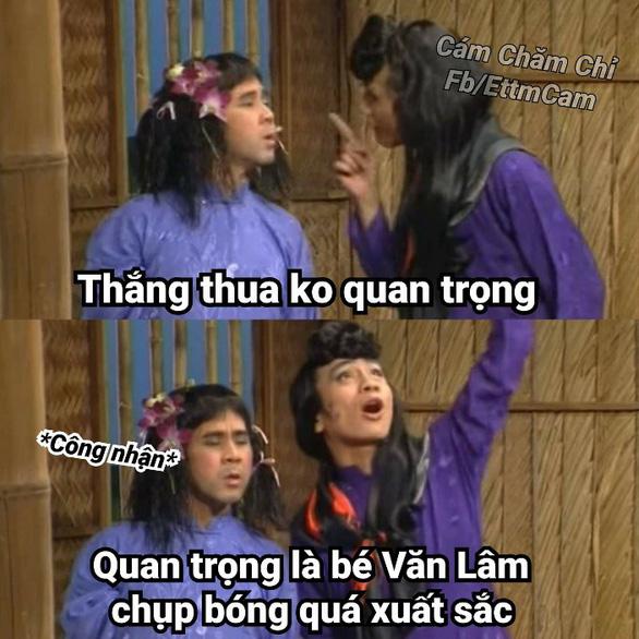 Ảnh chế tuyển Việt Nam máu lửa hot trên mạng xã hội - Ảnh 9.