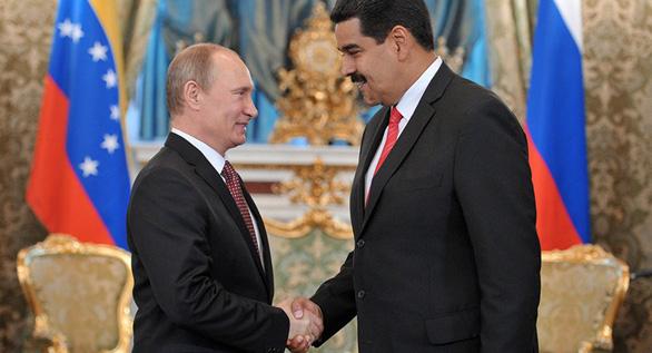 Nga đề xuất làm trung gian cho các bên ở Venezuela - Ảnh 1.