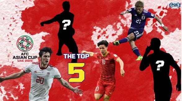 Công Phượng vào top 5 cầu thủ hay nhất tứ kết của Fox Sports - Ảnh 2.