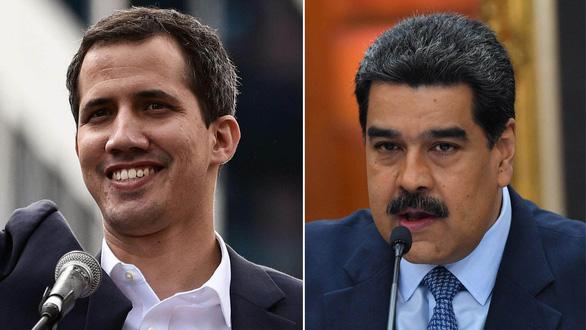 Bộ trưởng quốc phòng Venezuela kêu gọi đối thoại - Ảnh 1.