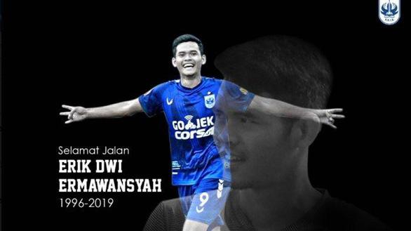Tiền đạo 22 tuổi Indonesia qua đời vì bệnh tim - Ảnh 1.